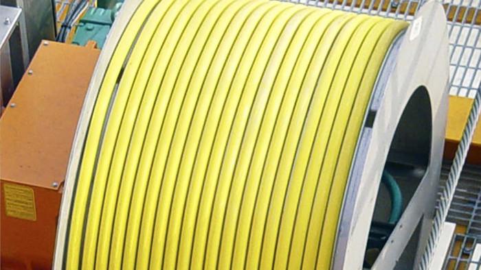 Cables para enrolladores
