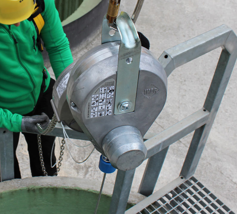 Confined spaces PPEs